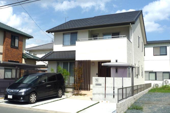 木造住宅 新築工事(浜松市)