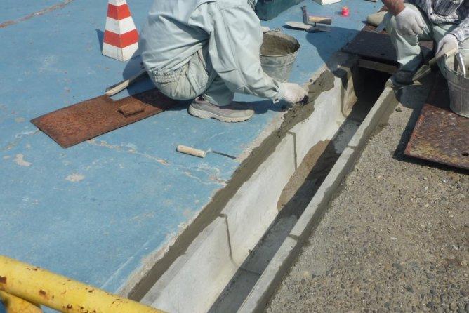 排水路修理(浜松市)