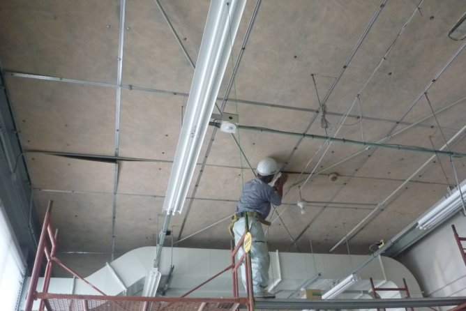 天井修理(静岡県西部)