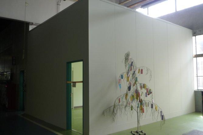 製造事務所新設工事(浜松市)