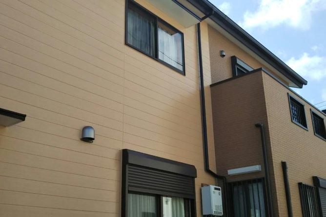 住宅 外壁塗装工事