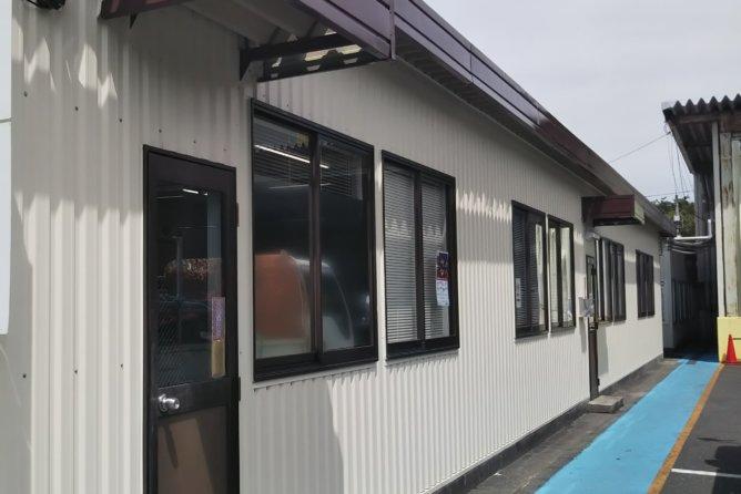 事務所 外壁張替・塗装工事
